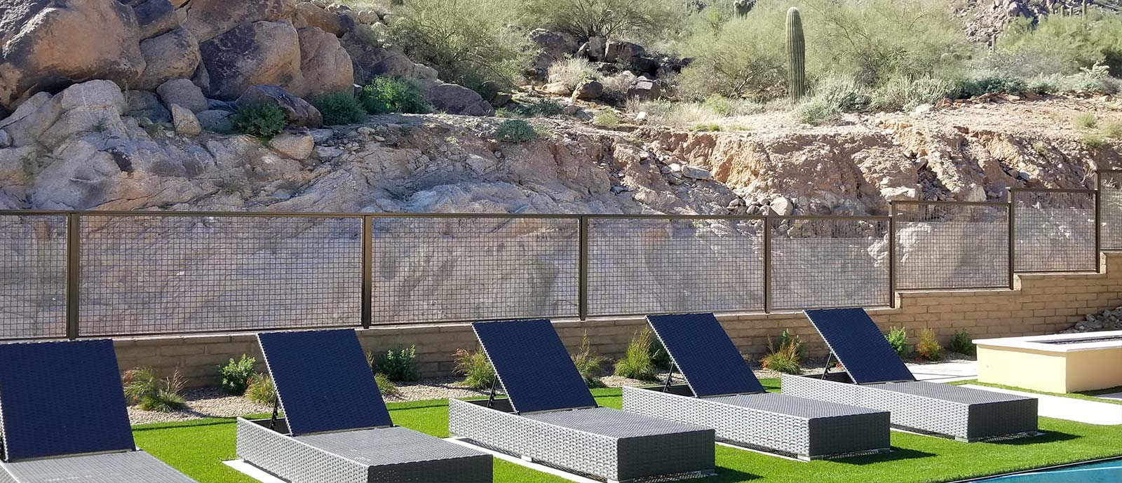 Snake Fence And Rattlesnake Prevention Fencing